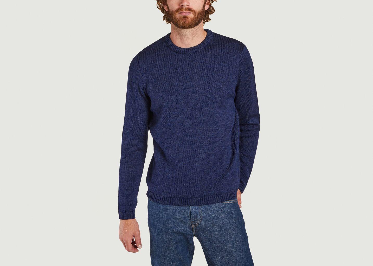 Pull pêcheur en laine mérinos - JagVi