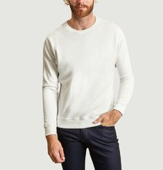 Sweat Round Neck Long Sleeves