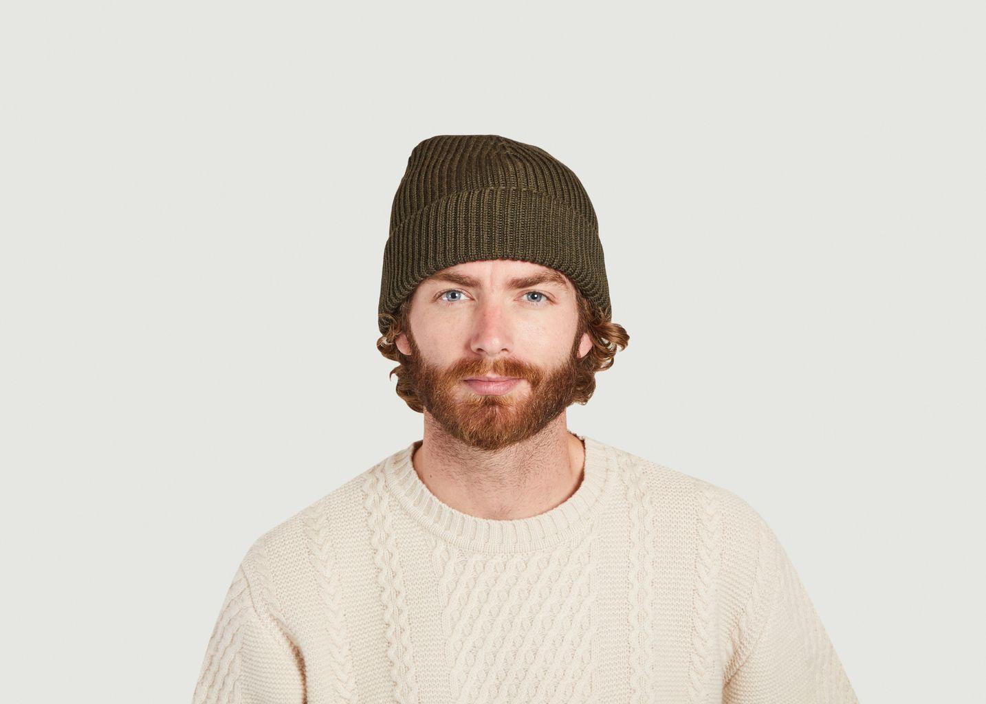 Gros bonnet en laine mérinos - JagVi