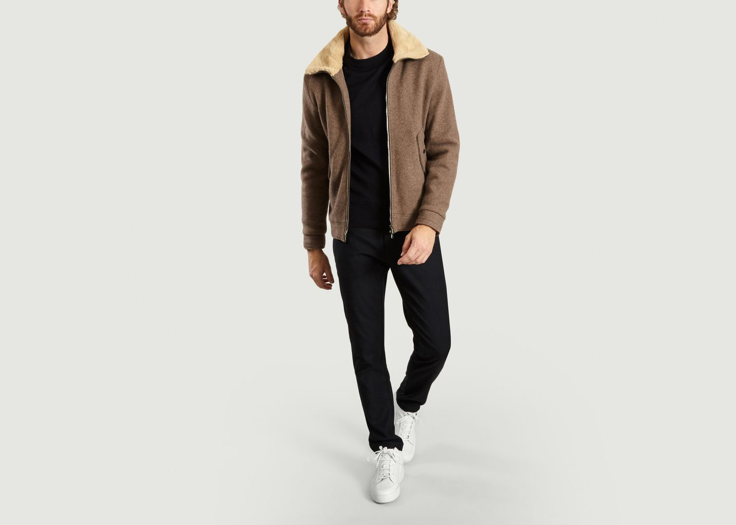 Jacket Smart Wool - JagVi