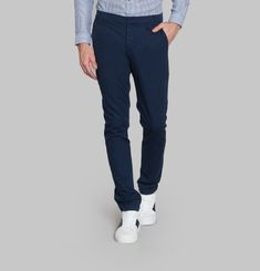 Pantalon Coton Stretch
