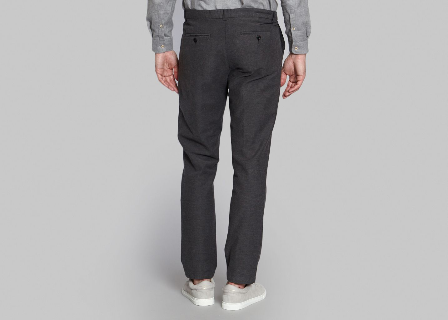 Flannel Trousers - JagVi