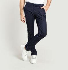 Pantalon City Denim Stretch