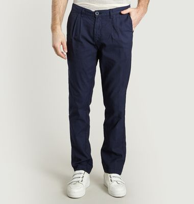 Pleats City Pant