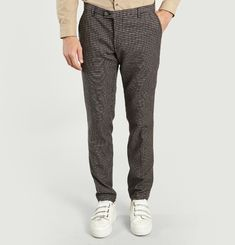 Pantalon Carreaux City 2