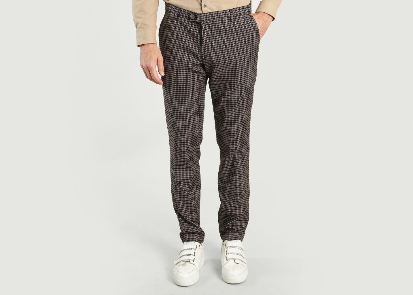 Pantalon Carreaux City 2 - JagVi