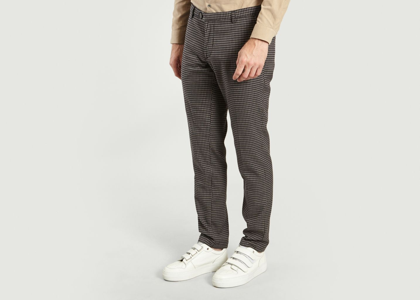 Pantalon Carreaux City 2 - JagVi