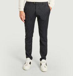 Pantalon City Pant 2 à carreaux