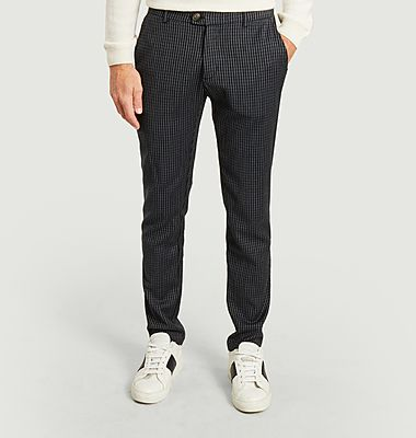 Pantalon City Pant 2 à carreaux