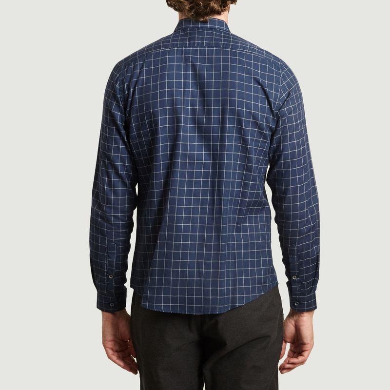 Chemise carreaux à poche - JagVi