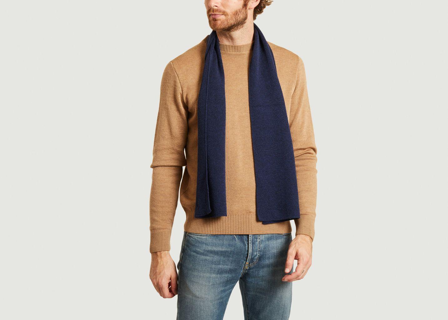 Echarpe en laine mérinos - JagVi