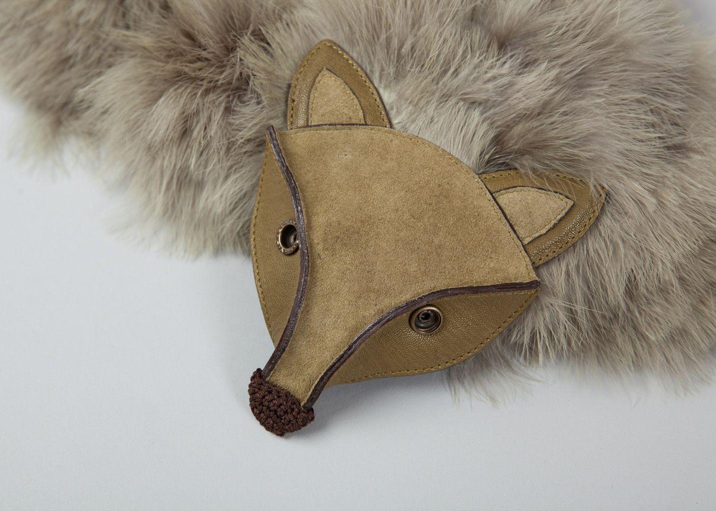 Echarpe Fox - Jamin Puech