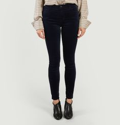 Jean Maria Velours Super Skinny