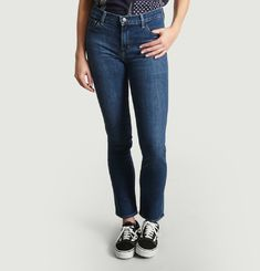 Maude Mid Rise Jeans