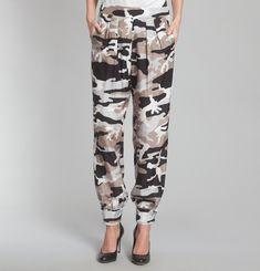 Pantalon Camouflage