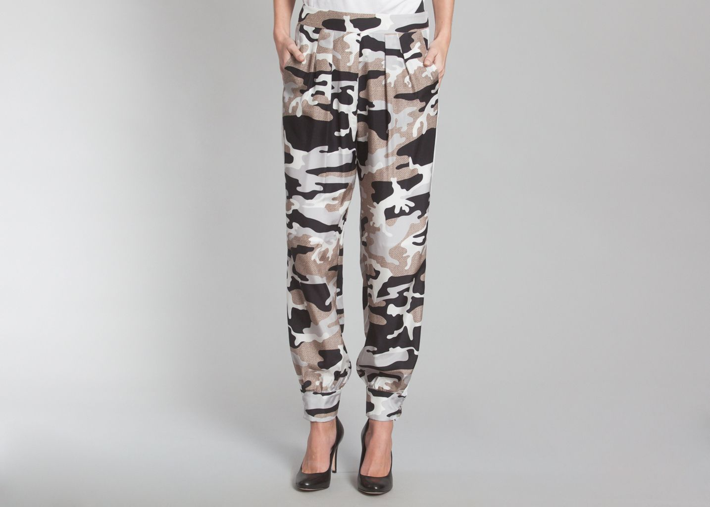 Pantalon Camouflage - JC de Castelbajac