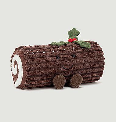 Yule Log Plush