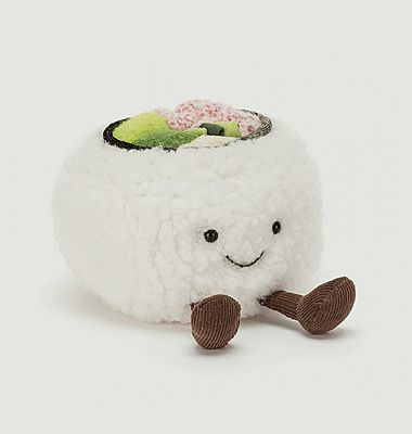 Peluche Silly Sushi California