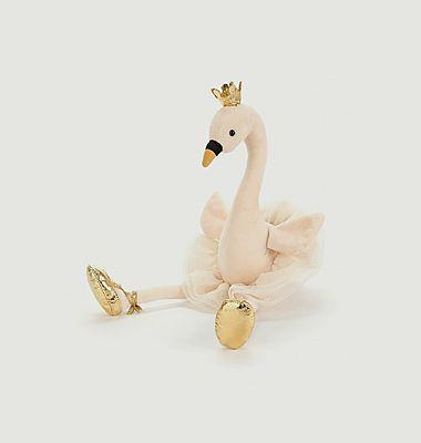 Peluche Fancy Swan