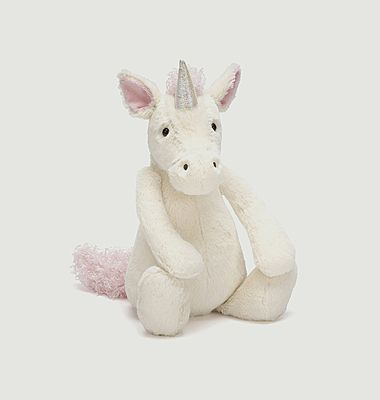 Peluche Bashful Unicorn