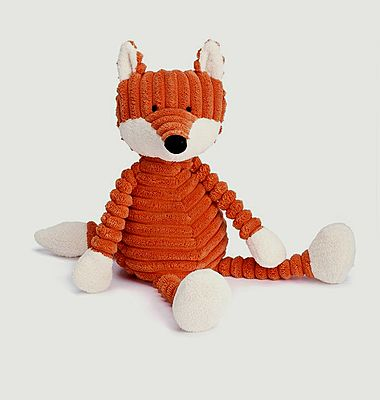 Cordy Roy Baby Fox Plush