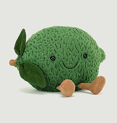 Peluche Citron Vert