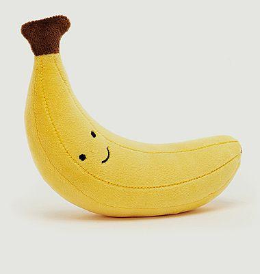 Peluche Fruit Fabuleux Banane