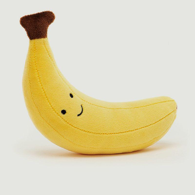 Peluche Fruit Fabuleux Banane - Jellycat