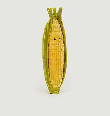 Peluche Vivacious Légume Maïs