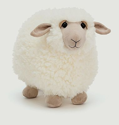 Peluche Rolbie Sheep Cream