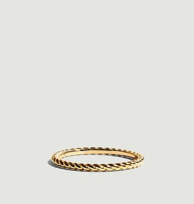 Anagramme braided ring