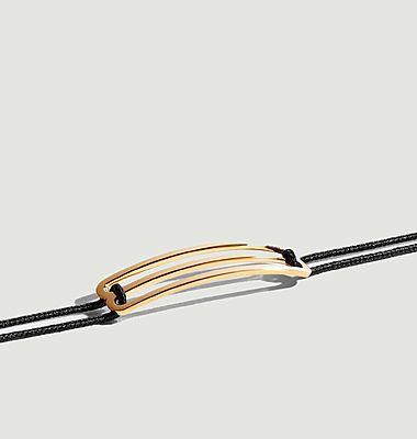 Bracelet cordon Étreintes
