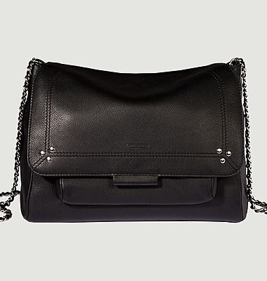 Lulu L leather bag