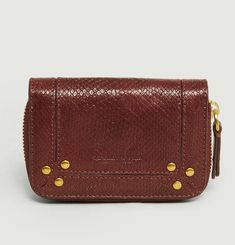 Henri Leather Purse