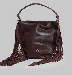 Mario Deerskin Bag