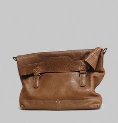 Lambskin Marc Bag