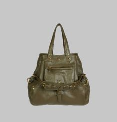 Sac Billy M Deerskin