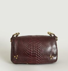 Bobi Python Handbag