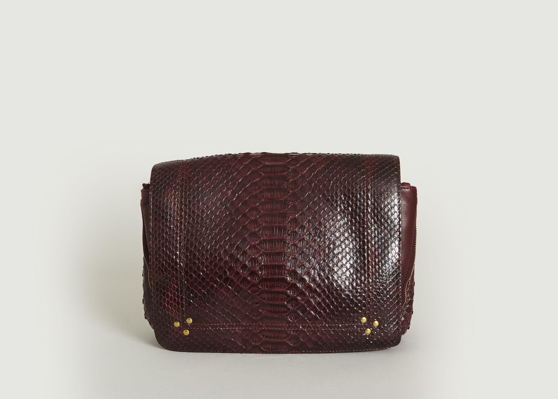 Python Igor Handbag Burgundy Jrme Dreyfuss Lexception Torch Tshirt Women Maroon L The Product Is Added To Your Basket