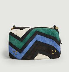 Bobi Zigzag Handbag