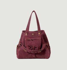 Billy Nubuck Handbag