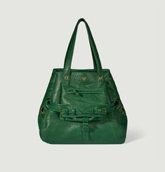 Sac Billy M En Cuir D'Agneau Bubble