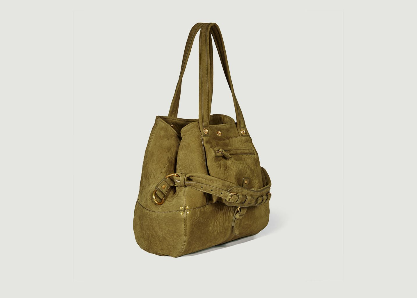 Sac En Cuir Bubble Billy M - Jérôme Dreyfuss
