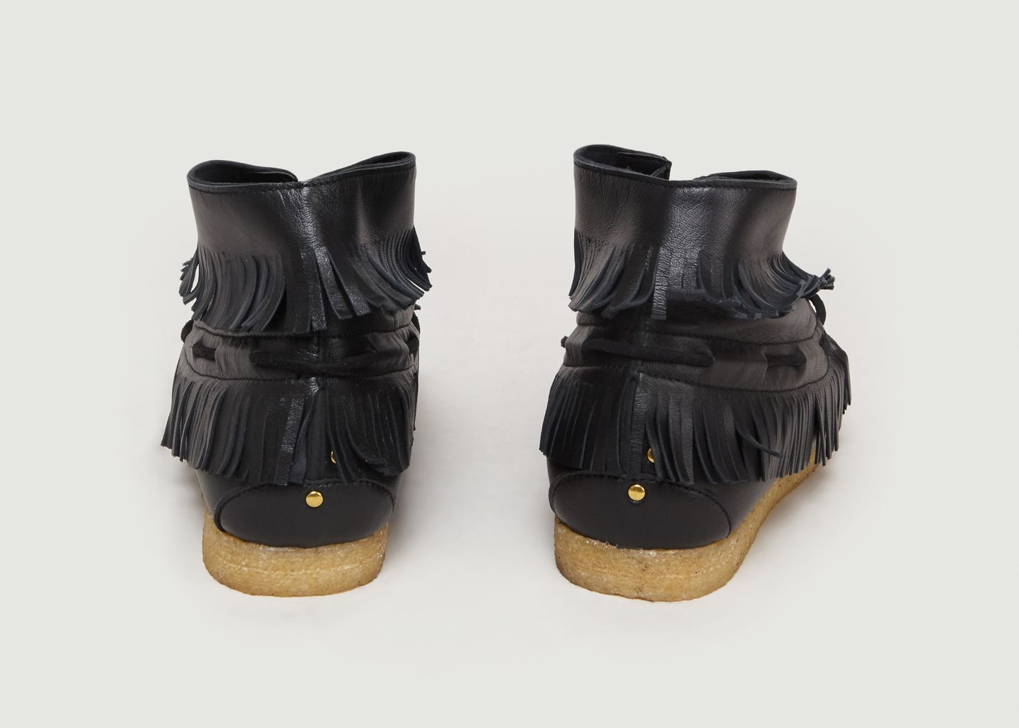 Bottines Dakota en Cuir de Chèvre - Jérôme Dreyfuss