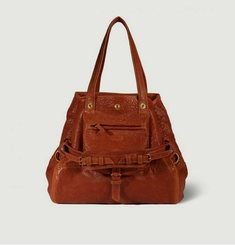 Sac En Cuir D'Agneau Bubble Billy M