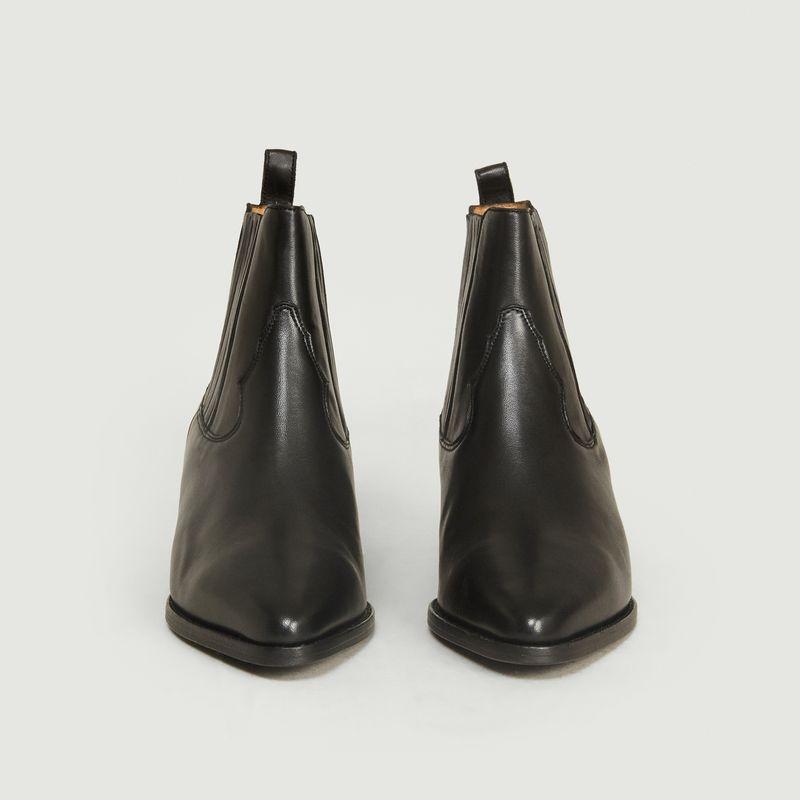 Boots En Cuir d'Agneau Edith - Jérôme Dreyfuss