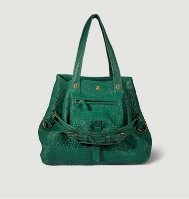 Sac Billy M en Cuir Bubble