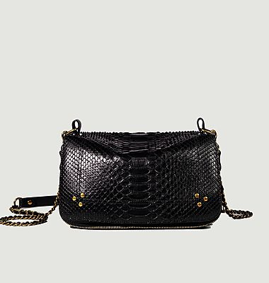 Bobi Python leather bag