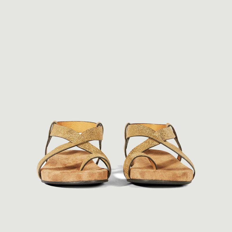 Sandales en cuir Ingrid - Jérôme Dreyfuss