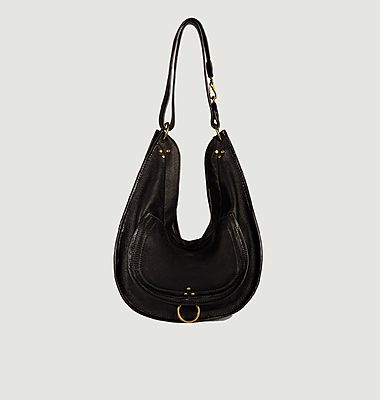Edgar M leather bag